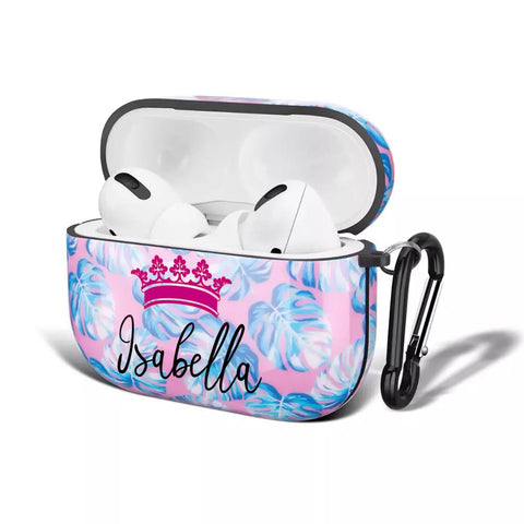 Custom Airpod Pro Case - Floral Limited Edition