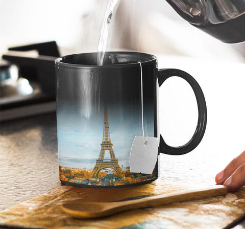 Custom Color Changing Mug