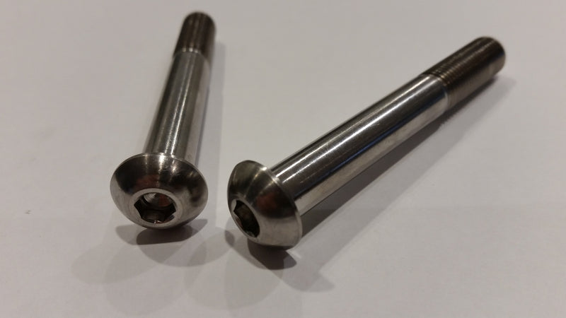 Dome head seat bolts 2 3/4