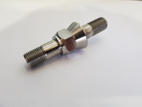 Rear torsion arm shock stud