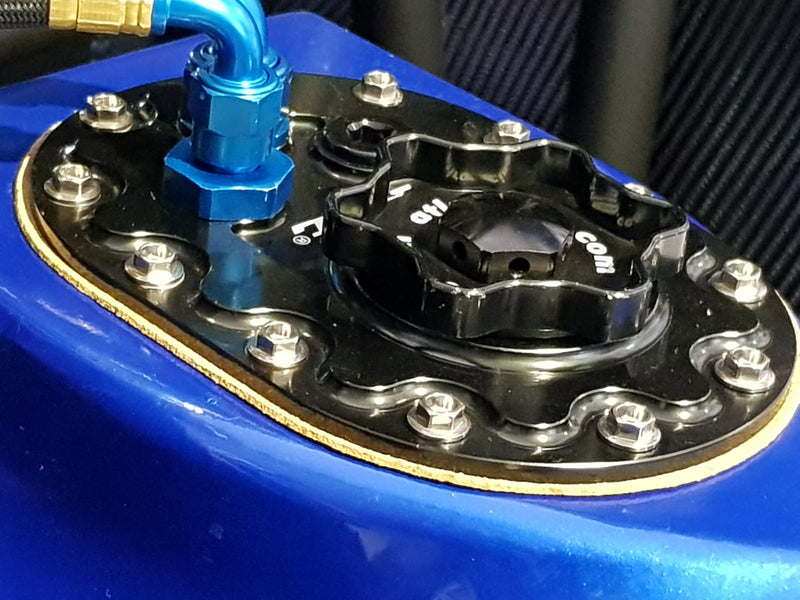 Reduced Hex Top Fuel Plate Kit