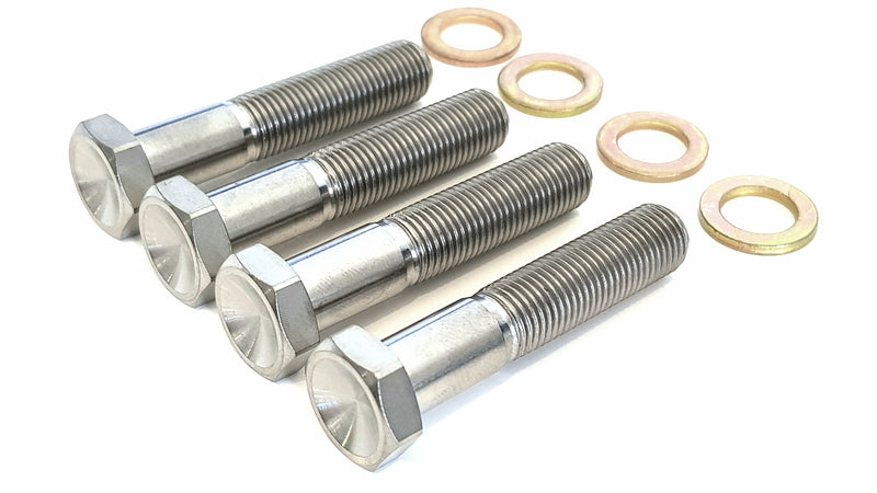 Torsion arm pinch bolt kit