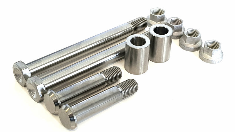 XXX Complete Jacobs Ladder To Chassis Bolt Mount Kit