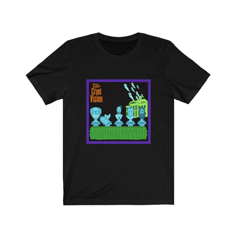 The Cruel Mansion T-shirt