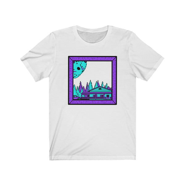 "8-bit ""They Watch"" unisex T-shirt"