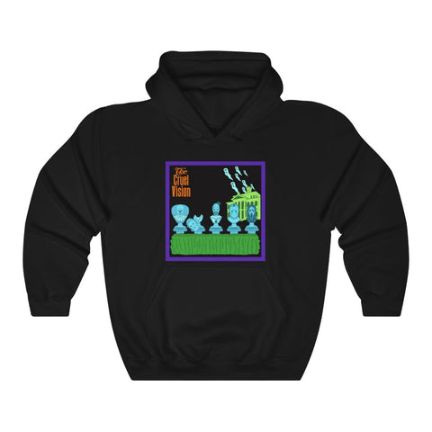 The Cruel Mansion Hooded Sweatshirt