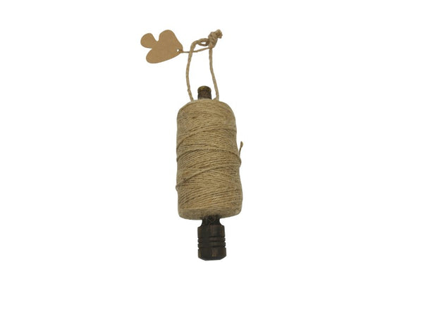 Jute Spool - Natural, Mustard