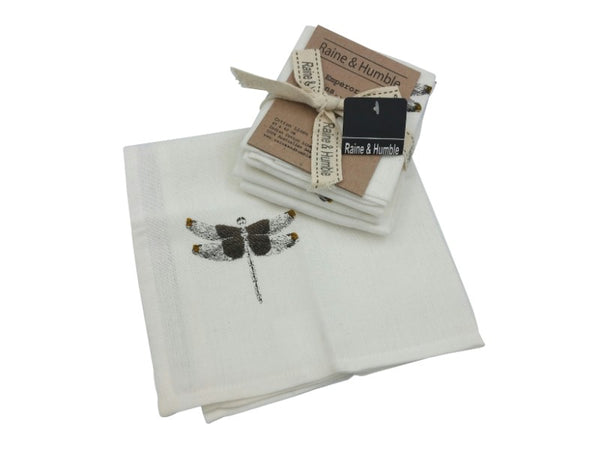 Napkin - Dragonfly - Set of 4