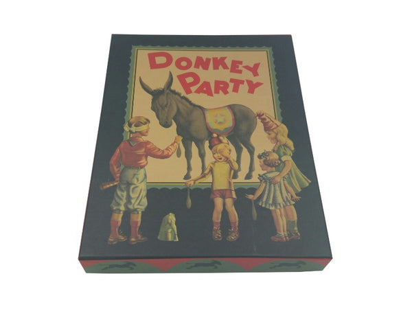 Retro Game - Donkey Party