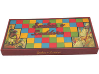 Retro Board Game - Snakes and Ladders