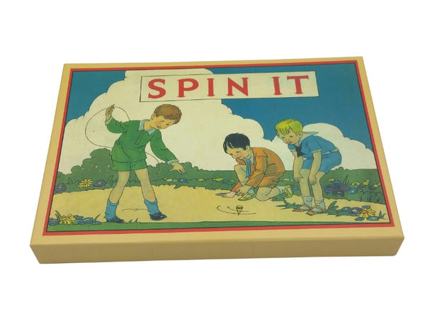 Retro Board Game - Spin lt