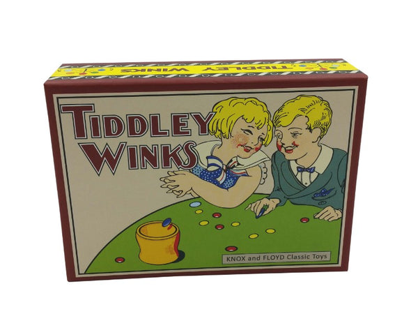 Retro Board Game - Tiddley Winks