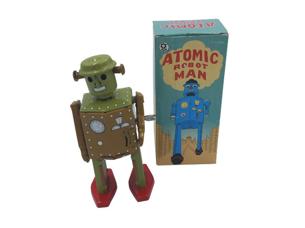 Tin Toy - Atomic Robot Man