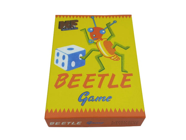 Retro Game - Beetle