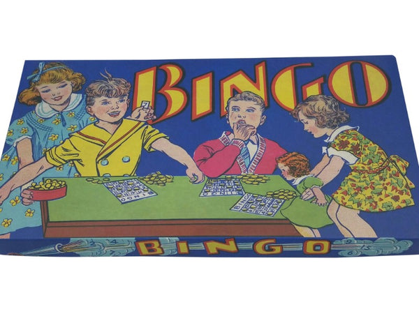 Retro Board Game - Bingo
