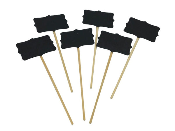 Blackboard - Stick - Shield - x 6
