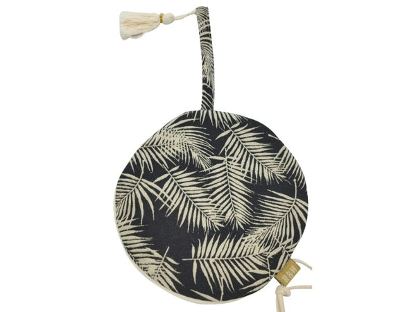 Purse - Coin - Palm - Round