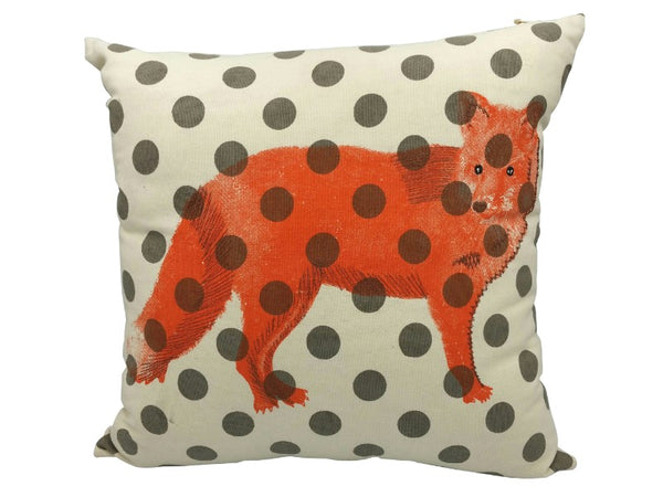 Cushion - Fox