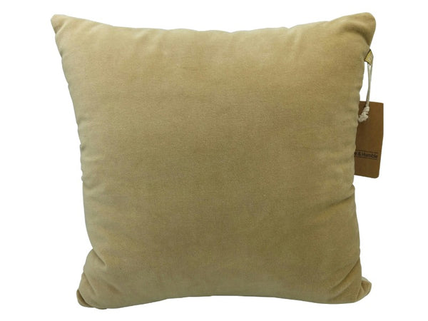 Cushion - Velvet - Taupe