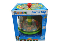 Spinning Top - Farmyard