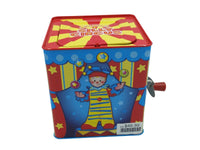 Tin Toy - Jack in a Box