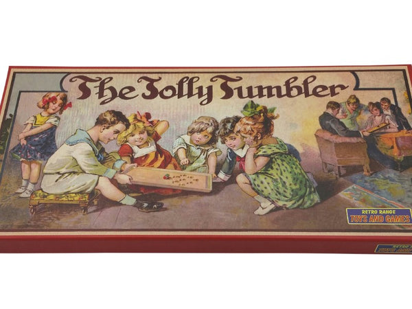 Retro Board Game - Jolly Tumbler