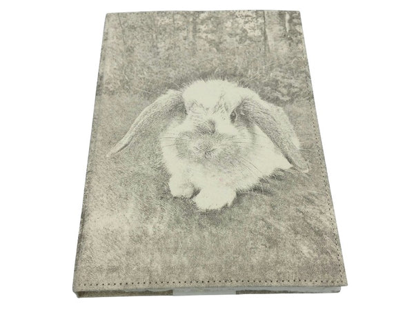 Journal - Canvas - Rabbit A4