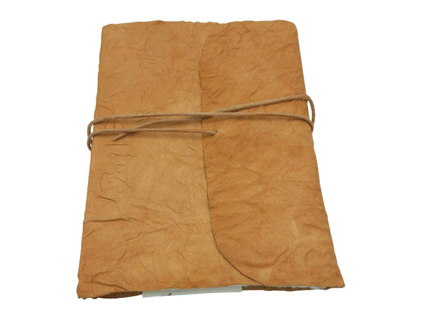 Journal - Natural Leather - Small