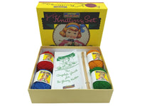 Kit - Junior Knitting Set