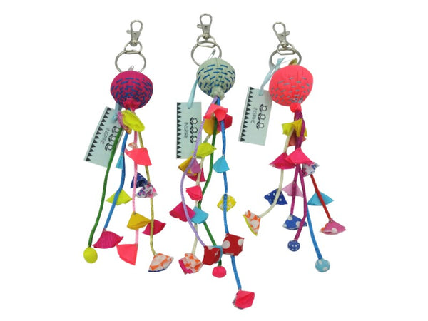 Key Ring - Tassel