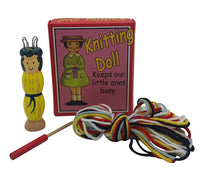 Kit - Knitting Doll
