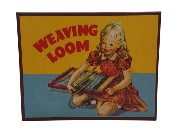 Kit - Weaving Loom