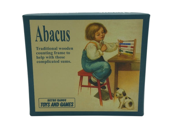 Retro Toy - Abacus