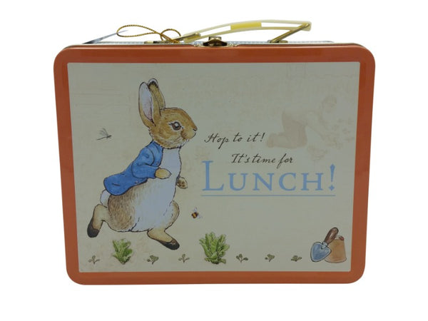 Tin Lunch Box - Peter Rabbit