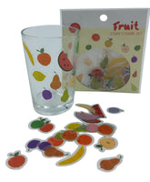 Stickers - Fruit - x 50