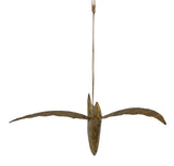 Bird - Hanging - Gold
