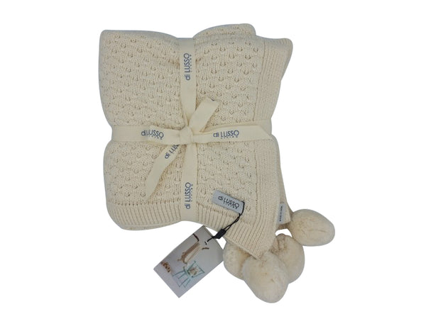 Baby Blanket - Milly Natural or Big Teddy