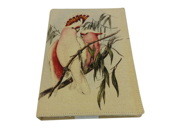 Journal - Canvas - Major Mitchell - Large/Boxed