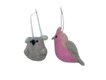 Hanging Decoration - Felt - Koala, Galah