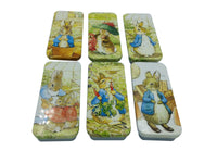 Tin - Mini - Peter Rabbit