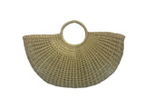 Basket - Seagrass - Half Circle