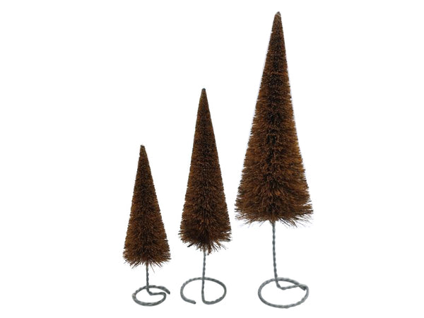 Christmas Tree - Coconut Fibre - Large, Medium, Small