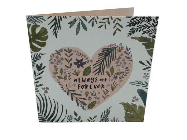 Greeting Card - Always And forever