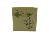 Greeting Card - Grapes