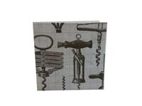 Greeting Card - Corkscrews