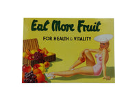 Greeting Card - Eat More Fruit
