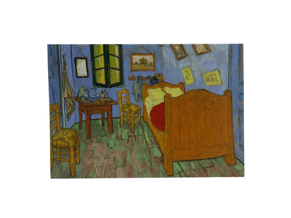 Greeting Card - The Bedroom in Arles