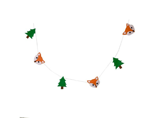 Garland - Fox & Tree