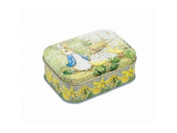 Tin - Beatrix Potter - Rectangular