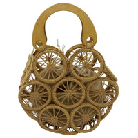 Bag - Woven Twine -  Carry, Shoulder